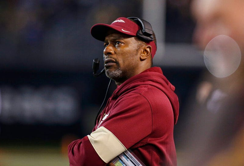 Florida State coach Willie Taggart