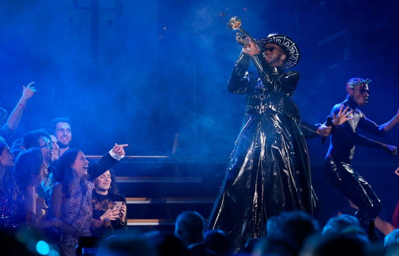 Lil Nas X performs at the 62nd annual Grammy Awards on Sunday, Jan. 26, 2020, in Los Angeles.