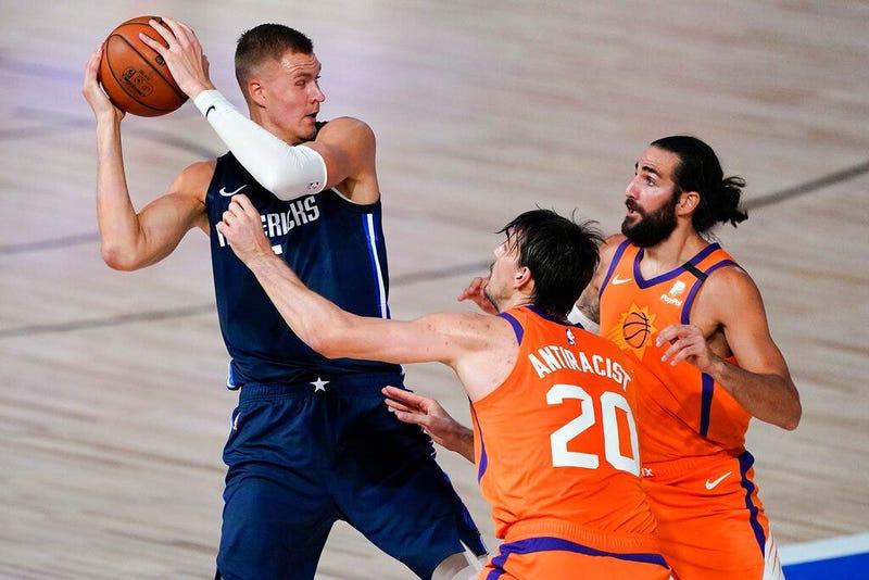 Phoenix Suns vs Dallas Mavericks