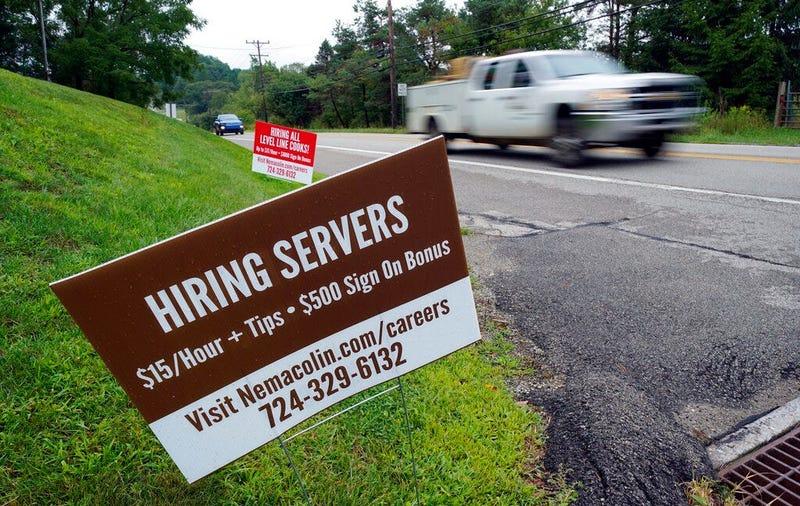 Unemployment (AP)