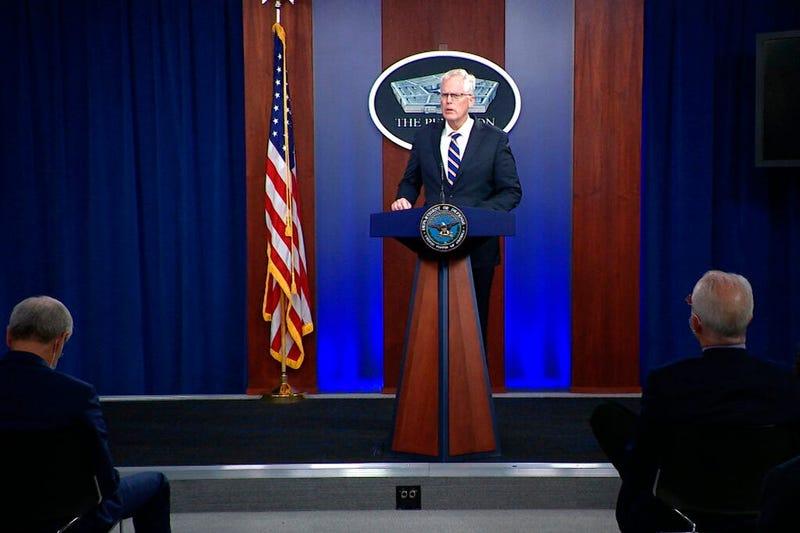 Acting Secretary of Defense Miller at Pentagon