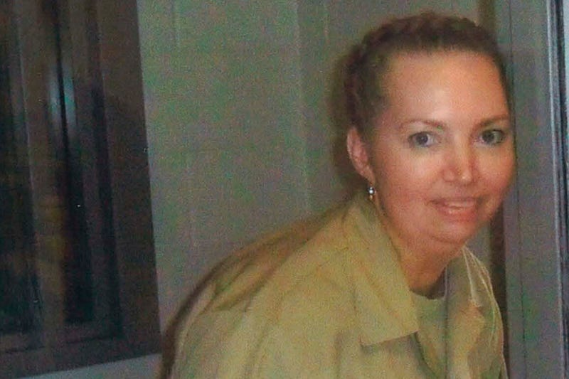 Lisa Montgomery in prison, executed 13jan2021