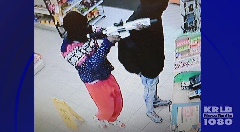 Arlington Armed Robbery Suspects