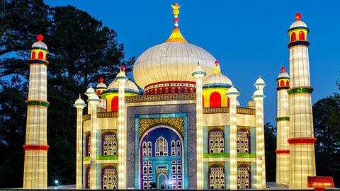 Asian Lantern Festival Returns to Cleveland Metroparks Zoo