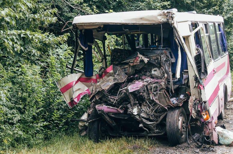 Autobus Accidentado