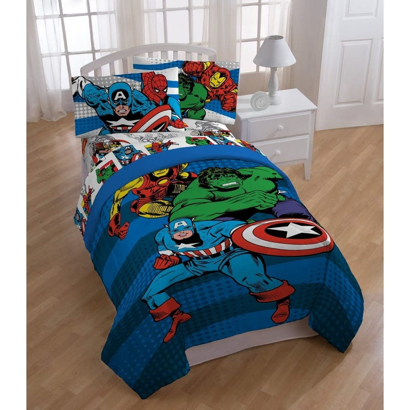 Marvel Comics  Twin Comforter