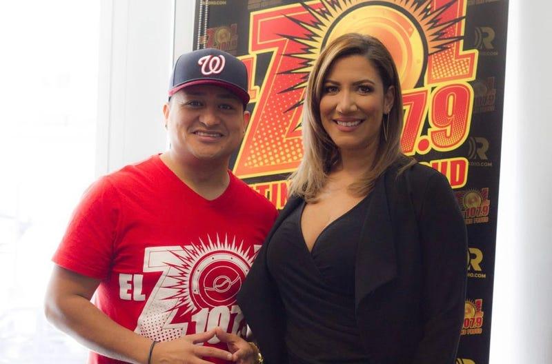 Patricia de Lima y Chepe de El Meneo