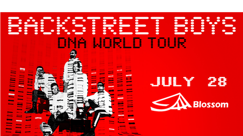 POSTPONED Backstreet Boys: DNA World Tour