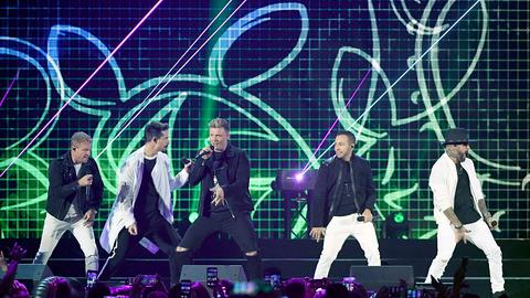 Backstreet Boys at the BB&T Pavillion