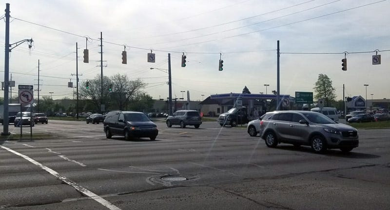 bad intersection