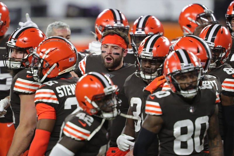 Baker Mayfield Browns