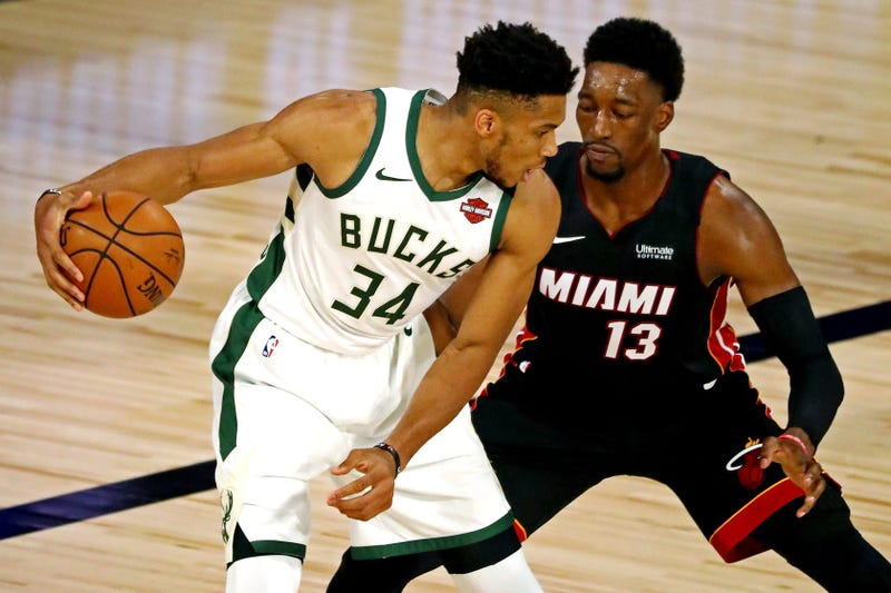 Bam vs Giannis in 2020 Playoffs