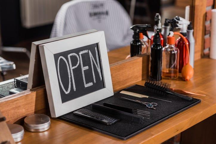 barbershop open
