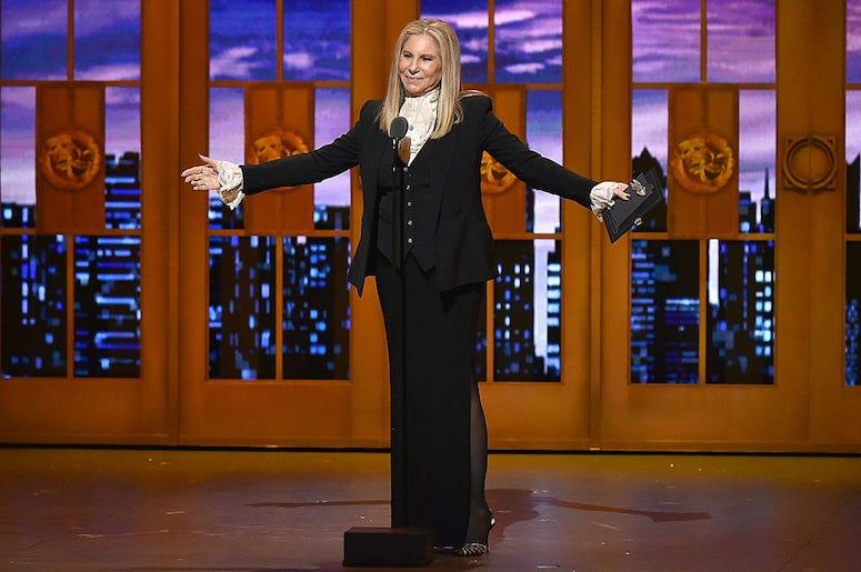 Barabra Streisand