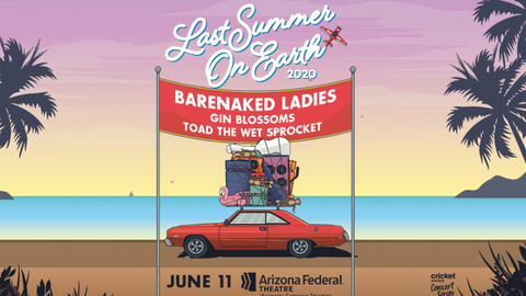 Barenaked Ladies (New Date!)