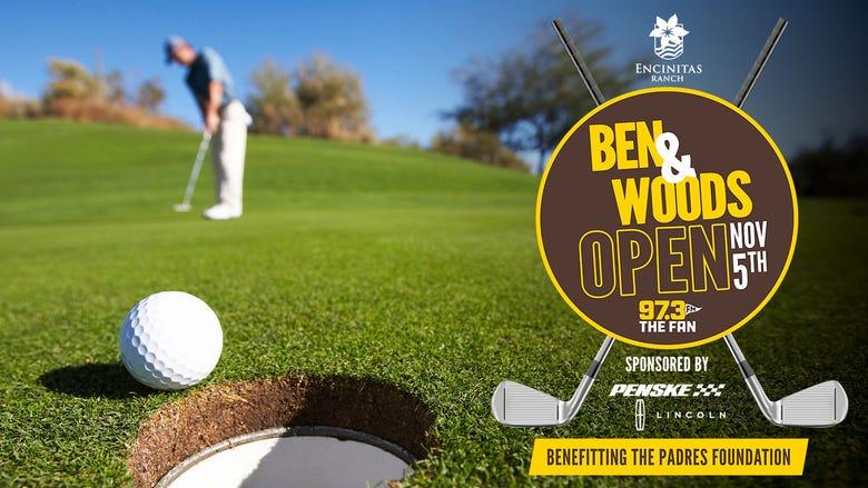 The inaugural Ben & Woods Open