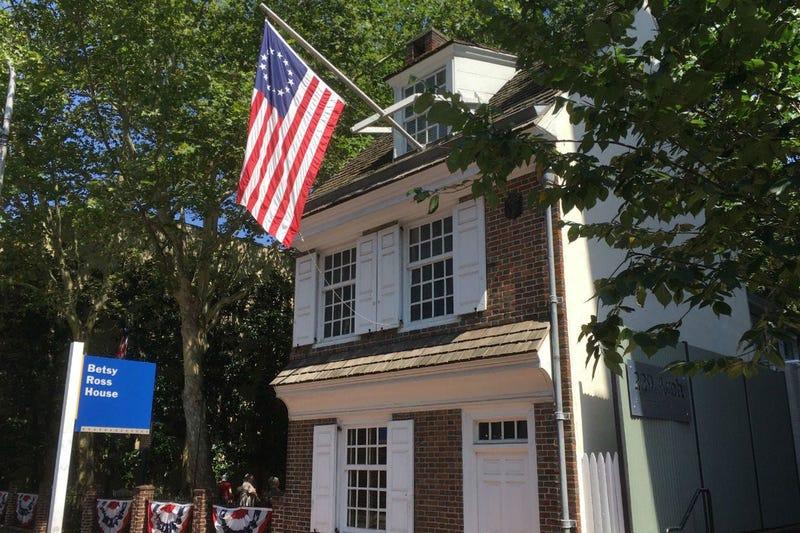 Betsy Ross House in Old City Philadelphia