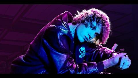 Justin Bieber at SAP Center