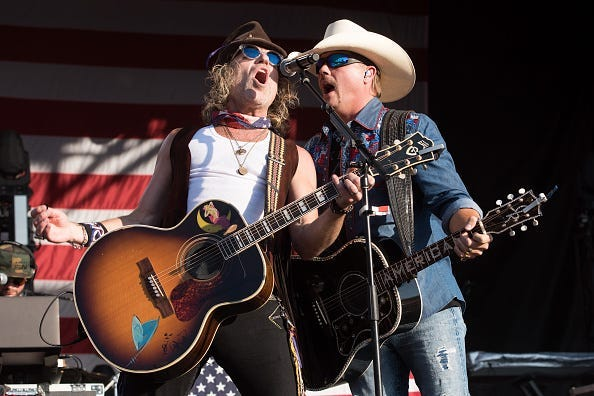 Big and Rich, Stay Home, New Song, COVID-19