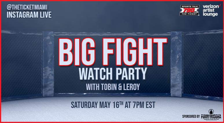 Big Fight Watch Party