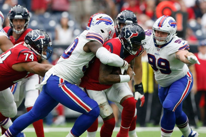 Bills Texans Playoff Game Time Announced