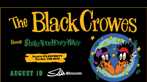 The Black Crowes: Shake Your Money Maker World Tour