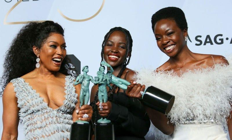 SAG Awards 2019: 'Black Panther' wins big