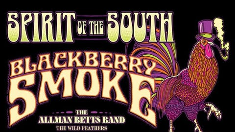 Blackberry Smoke in Charlotte and Raleigh