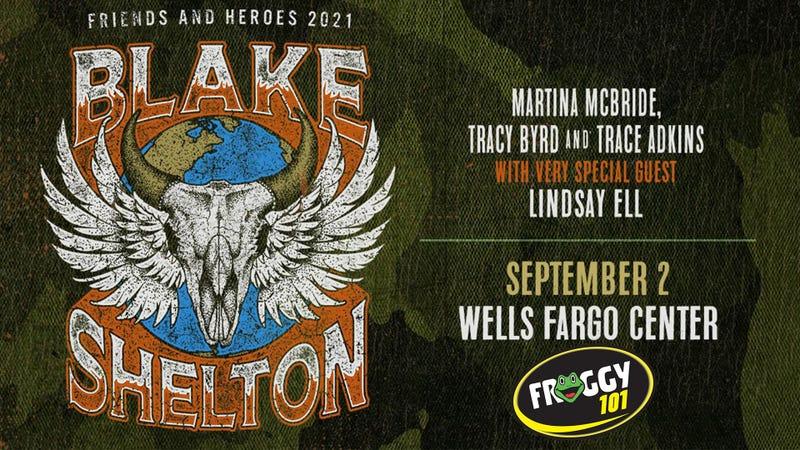 See Blake Shelton