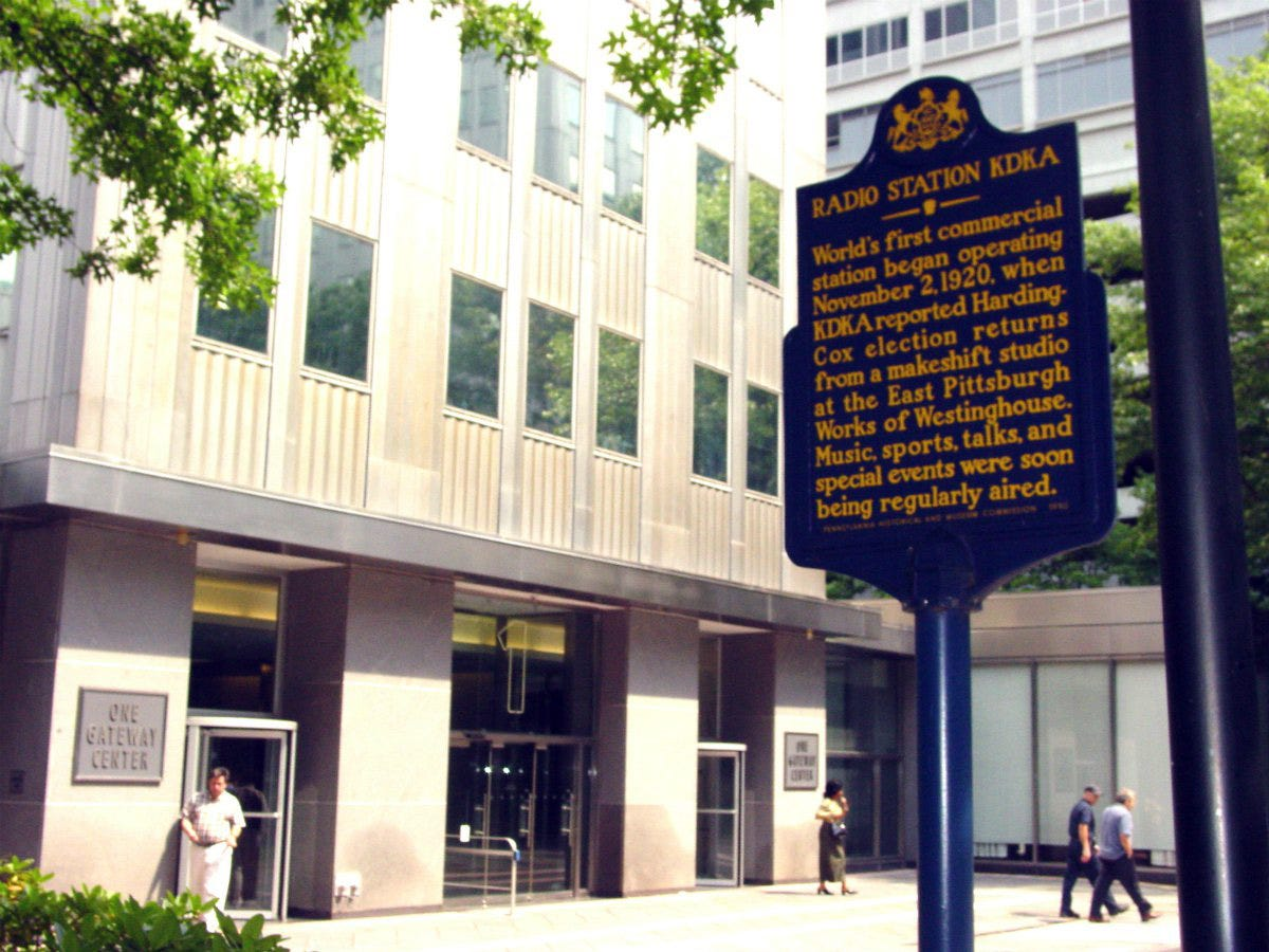 www.radio.com: 9 new state historical markers in southwestern PA among 23 approved by the state