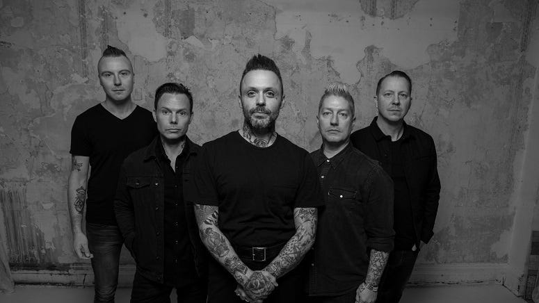 Blue October - RESCHEDULED