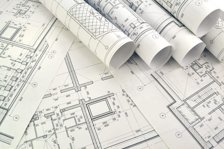 Blueprints - Getty Images