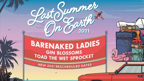 CONCERT: Barenaked Ladies