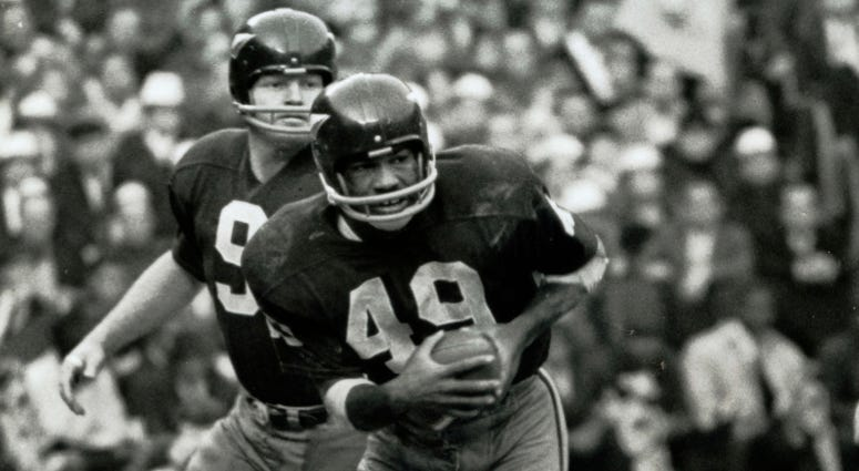 Bobby Mitchell was lifelong blessing for Redskins