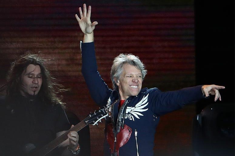 Bon Jovi, Classic Rock, Icons