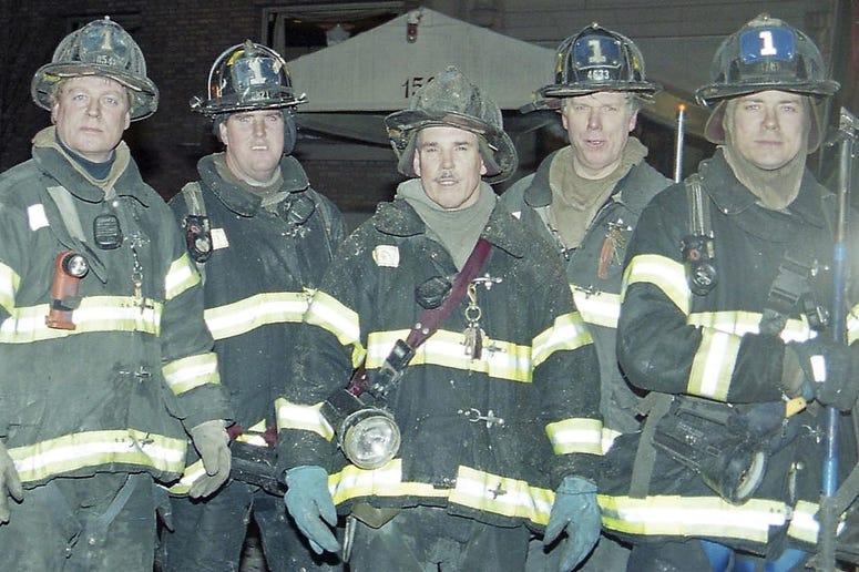 FDNY Rescue Team
