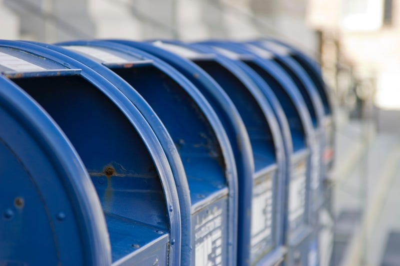 US Post Office Boxes