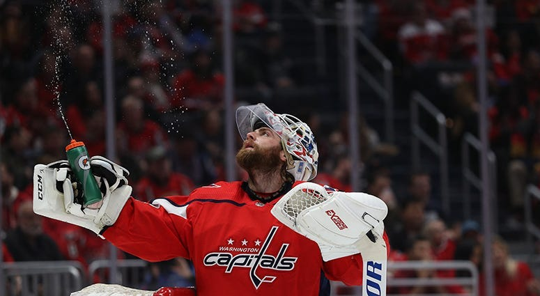 Capitals' recent swoon nothing to panic over... yet