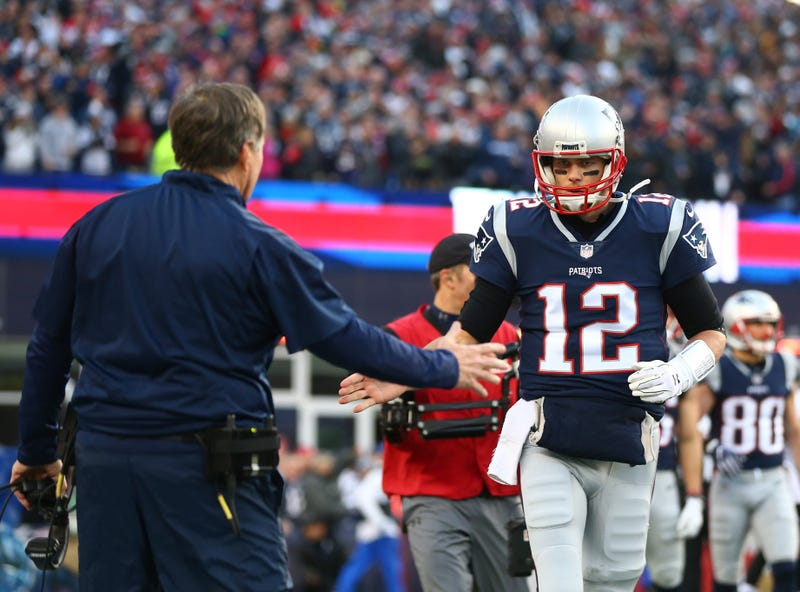 Tom Brady Bill Belichick Patriots