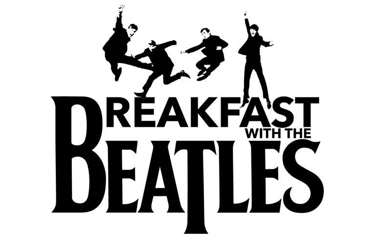 Breakfast With The Beatles Logo