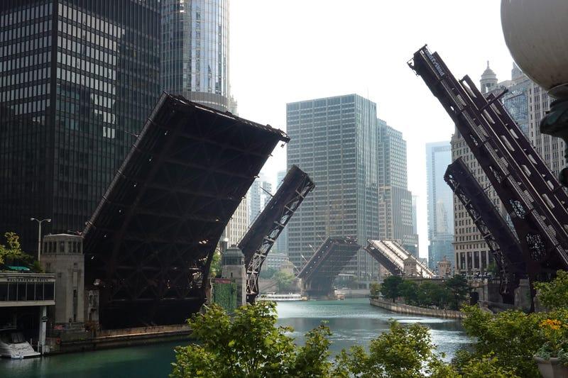 Bridges Up Chicago