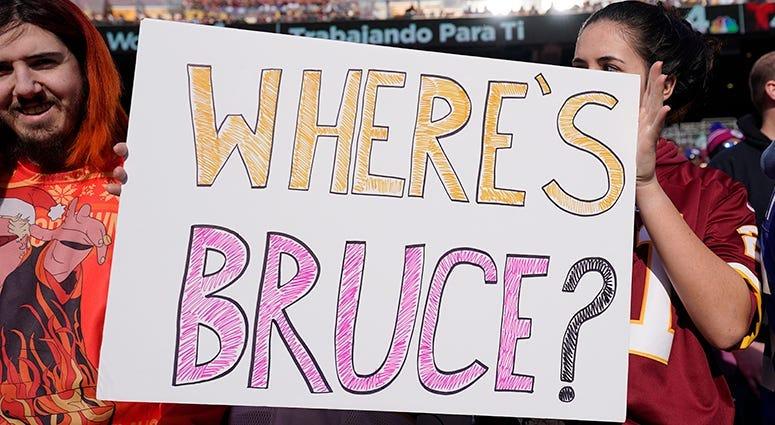 The Redskins were 'in shambles' under Bruce Allen