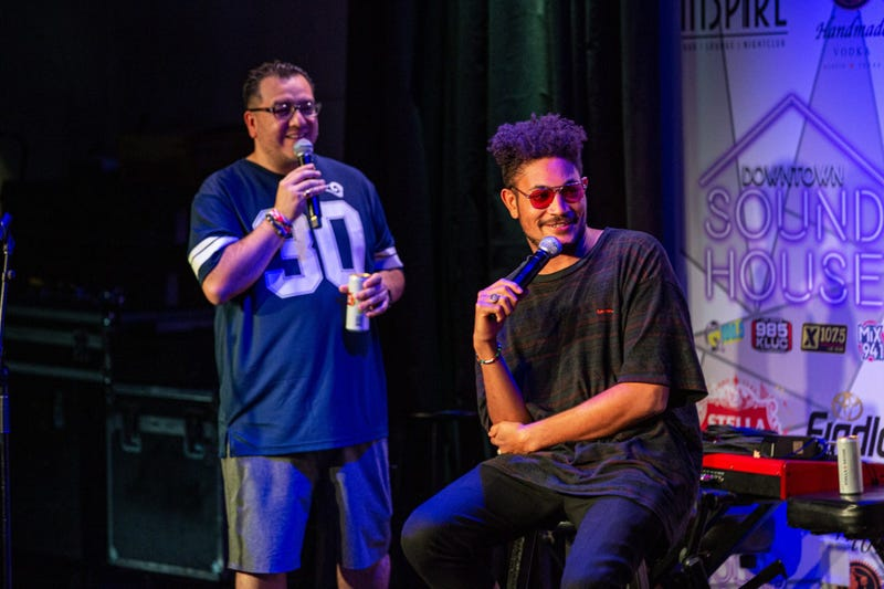 Bryce Vine On Stage Photos Courtesy Of Key Lime Photography
