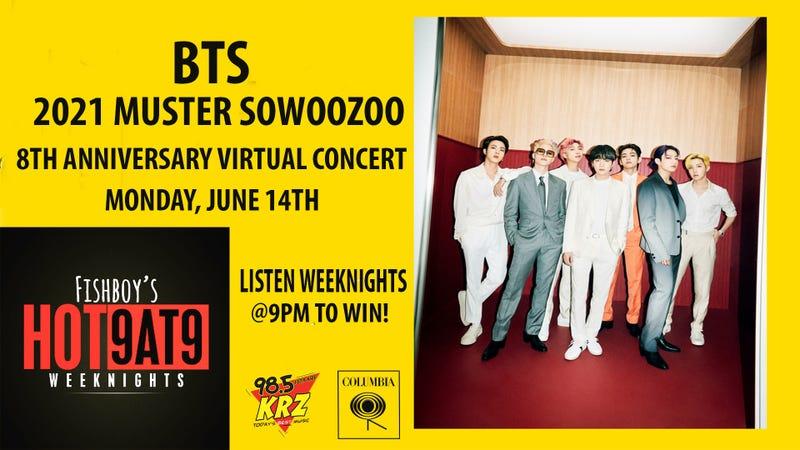 BTS Birthday Virtual Concert