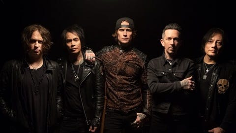 KISW Presents Buckcherry - NEW DATE