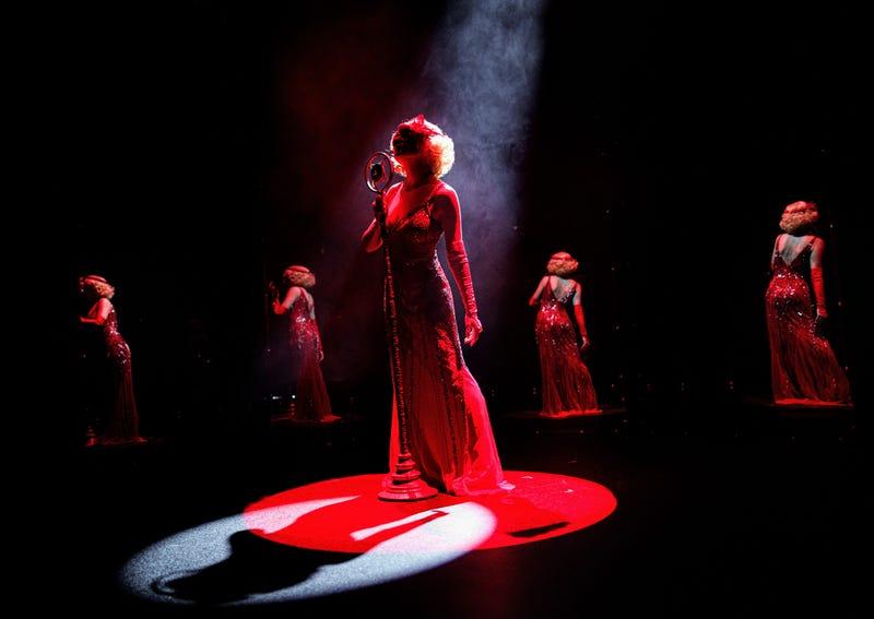 """Cabaret"" at the Bristol Riverside Theatre"