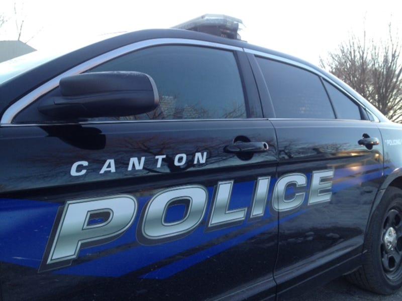 Canton Police Car