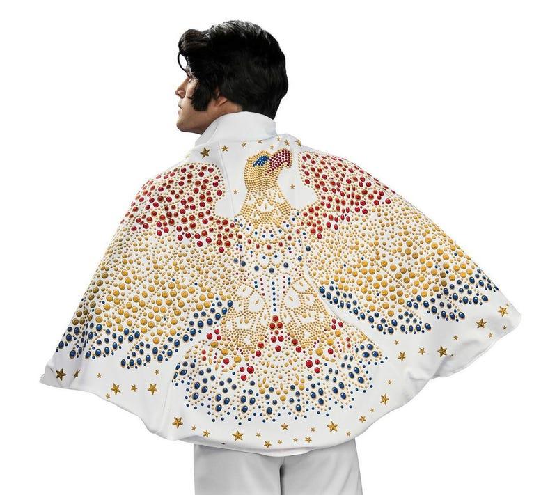 Elvis Presley Cape Costume