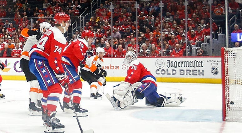 Capitals aren't thinking ahead to playoffs