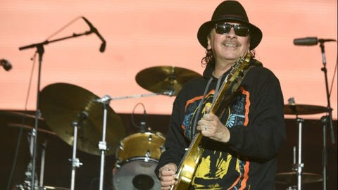 Santana and Earth, Wind & Fire (NEW Date Announced)